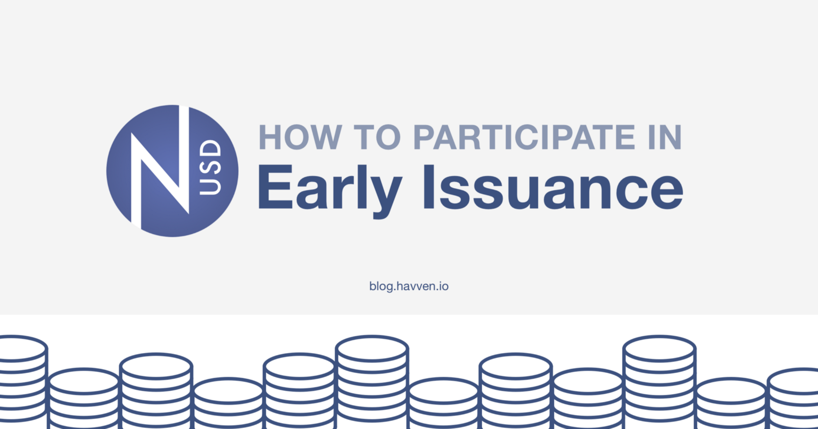 Second Round of early nUSD issuance