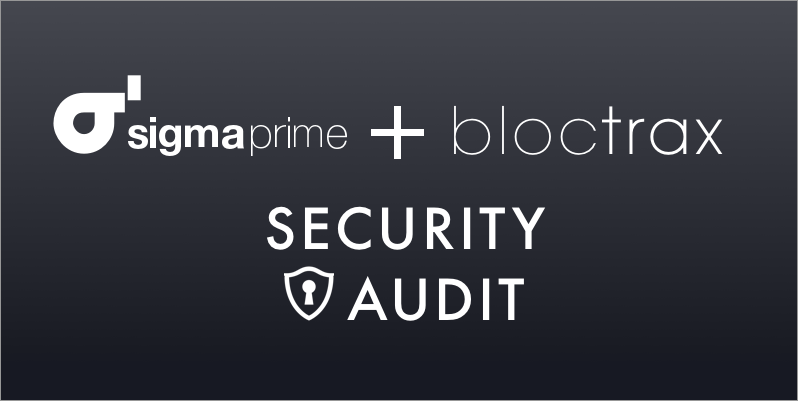 nUSD audit reports by Sigma Prime and Bloctrax