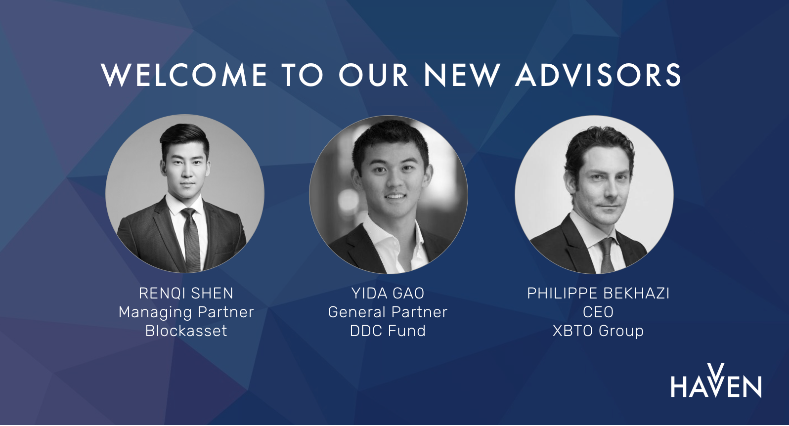 New advisors join the Havven team