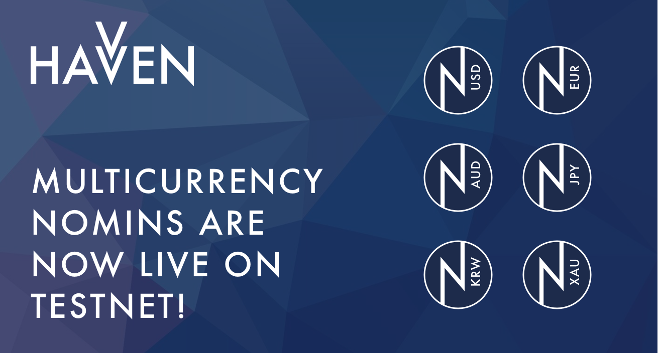 Multicurrency nomins are now live on Kovan Testnet!