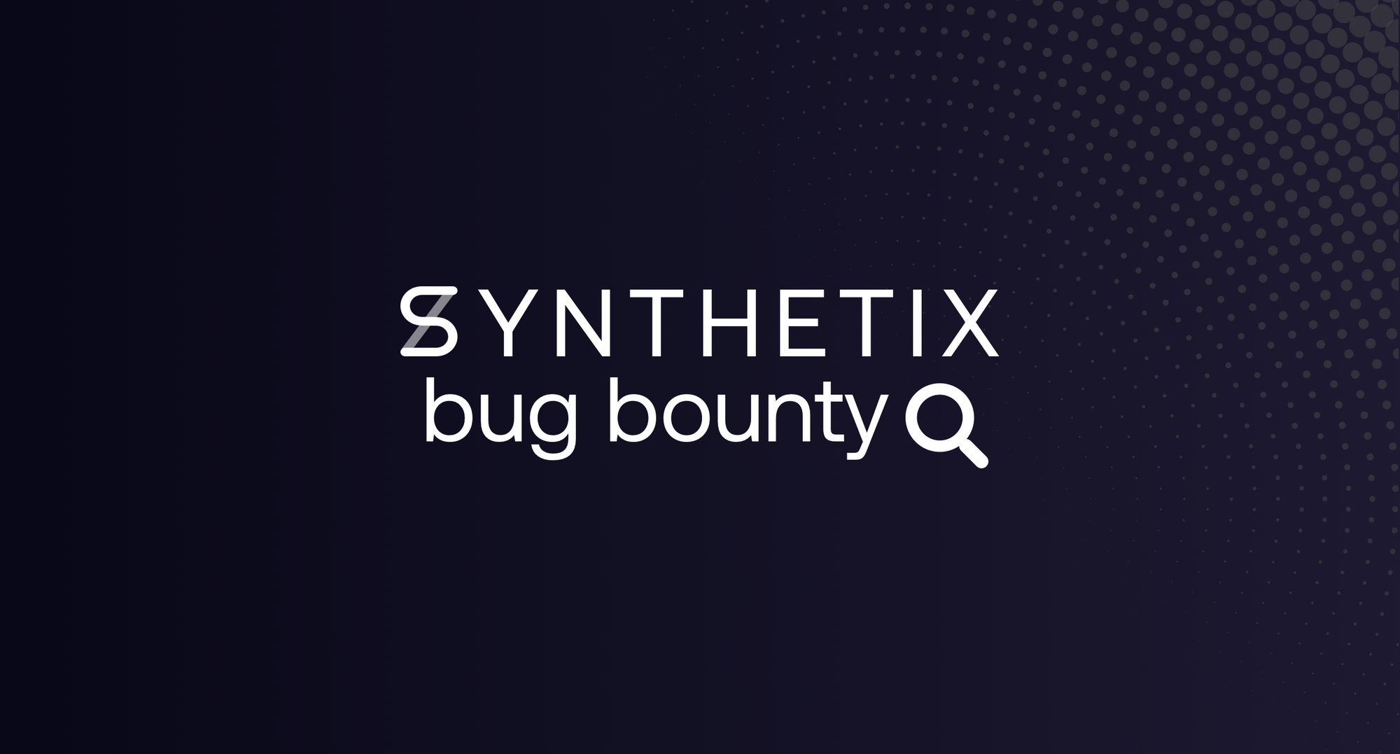 Synthetix Bug Bounty