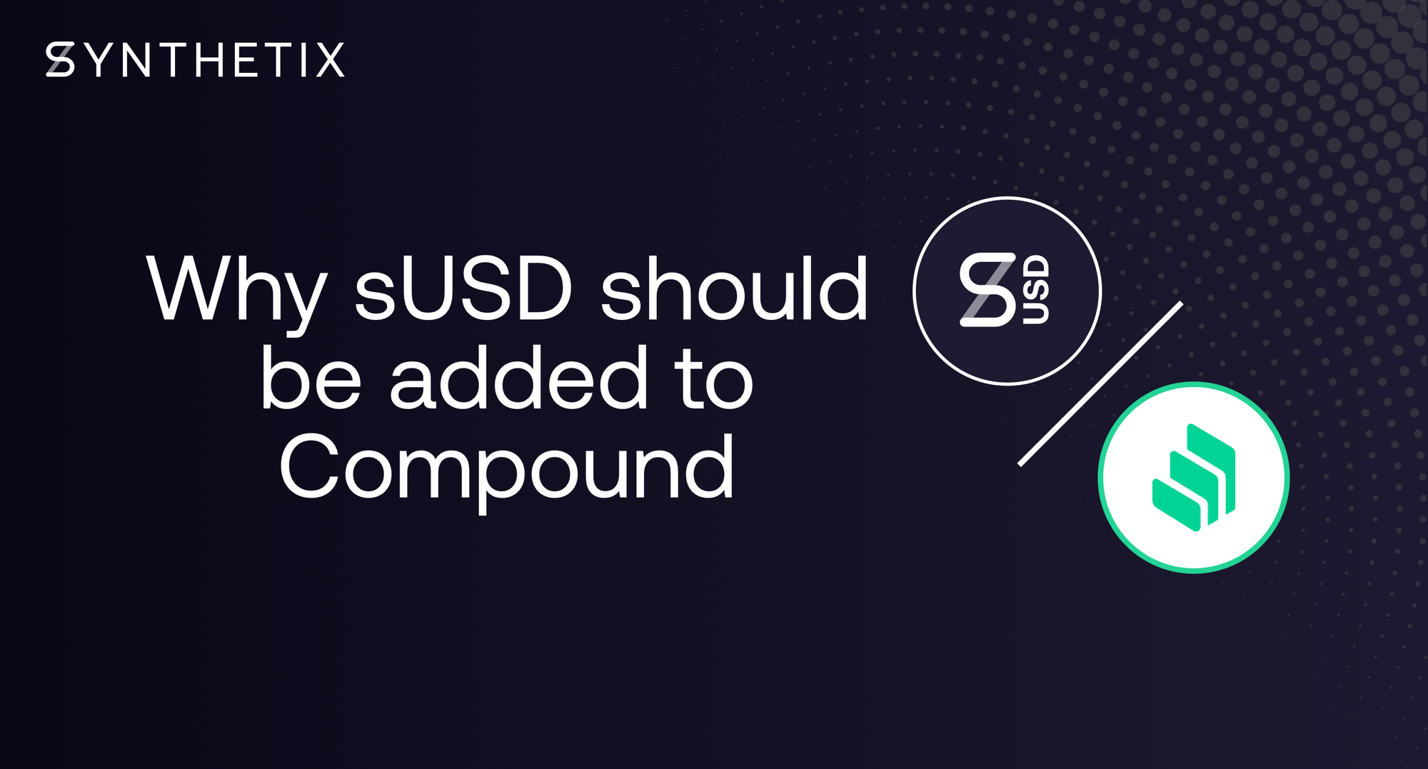 Why you should vote for sUSD in the upcoming Compound community vote