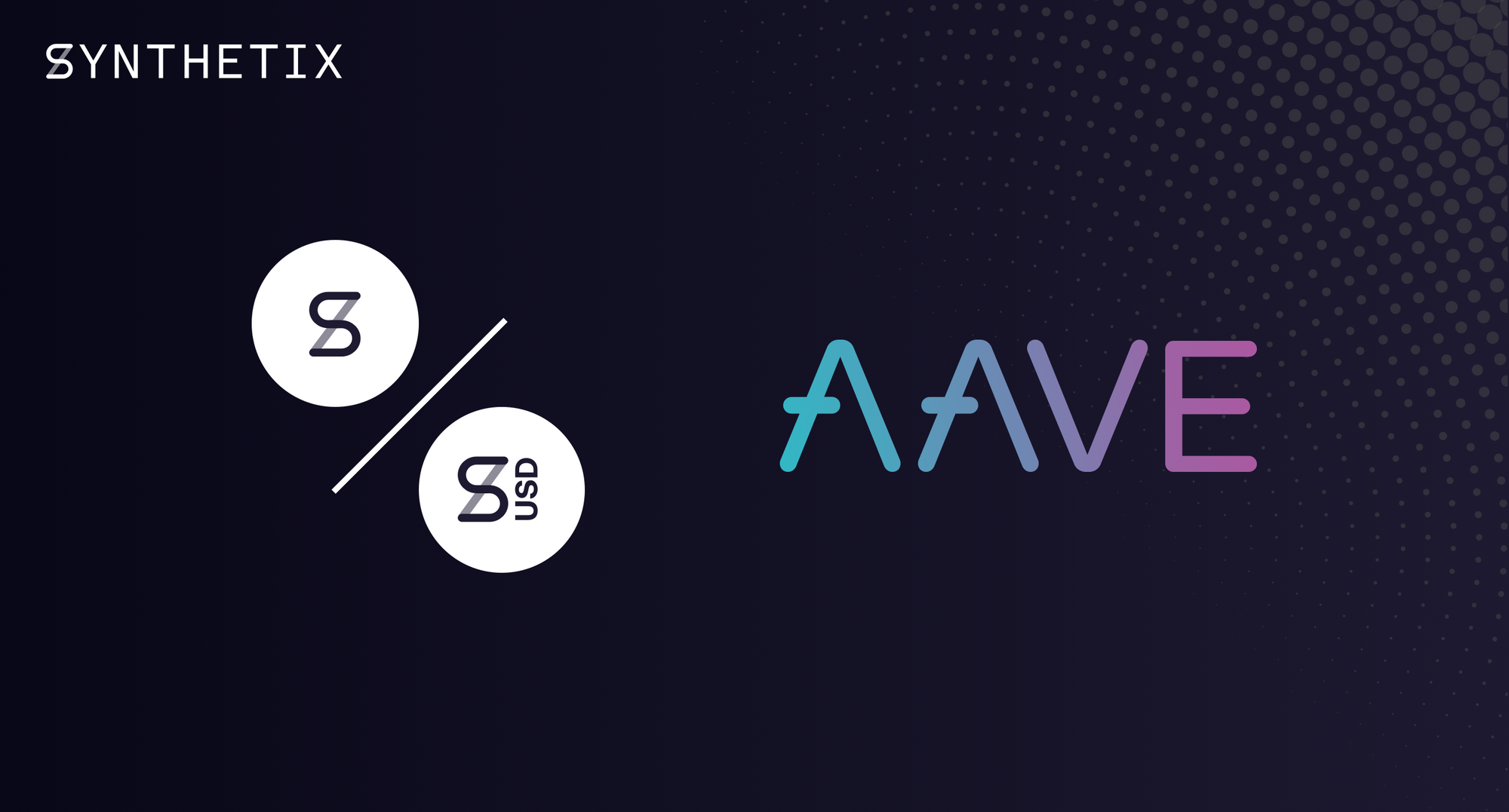 sUSD and SNX are now available in Aave Protocol for lending and borrowing!