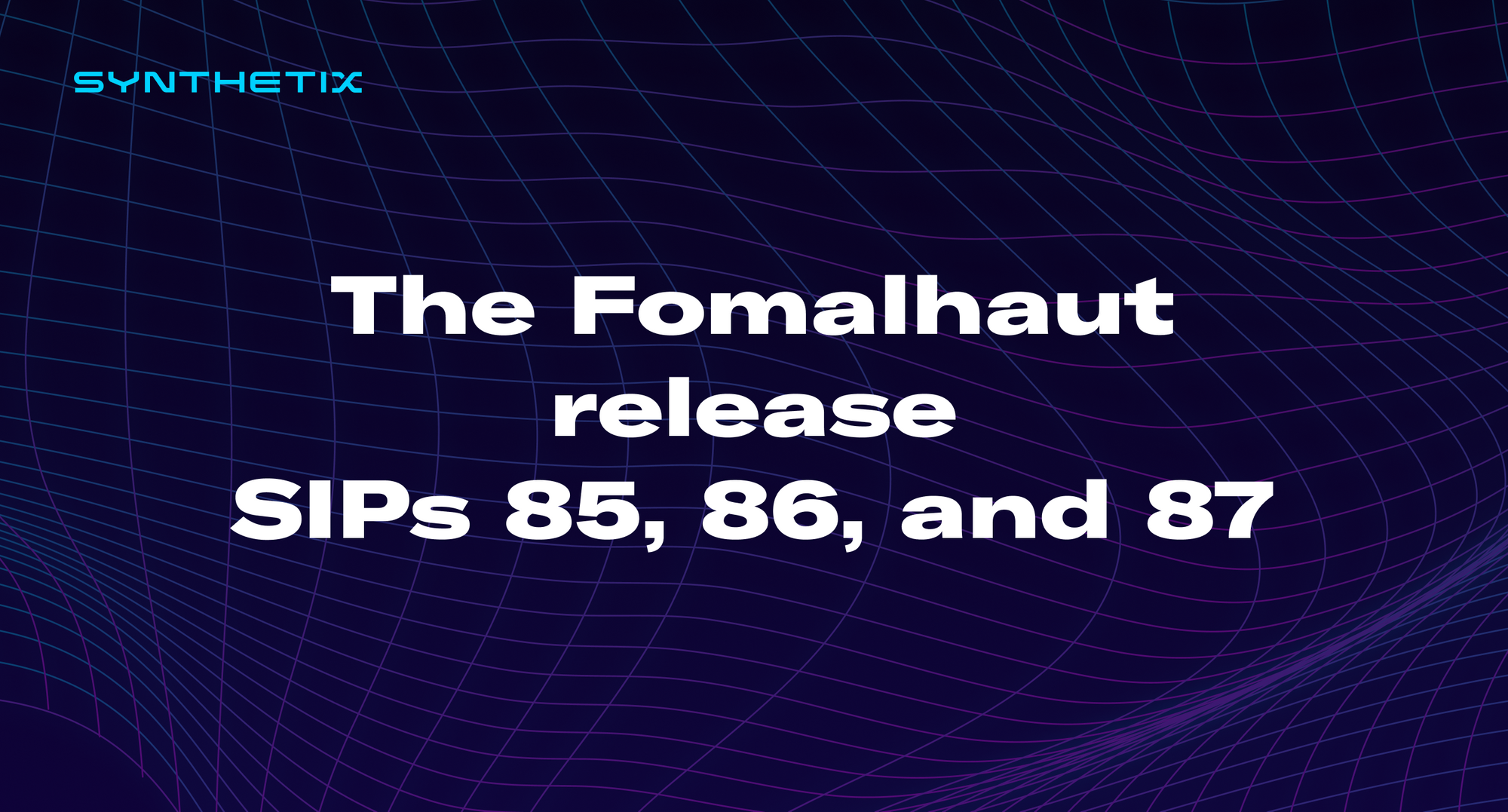 The Fomalhaut release