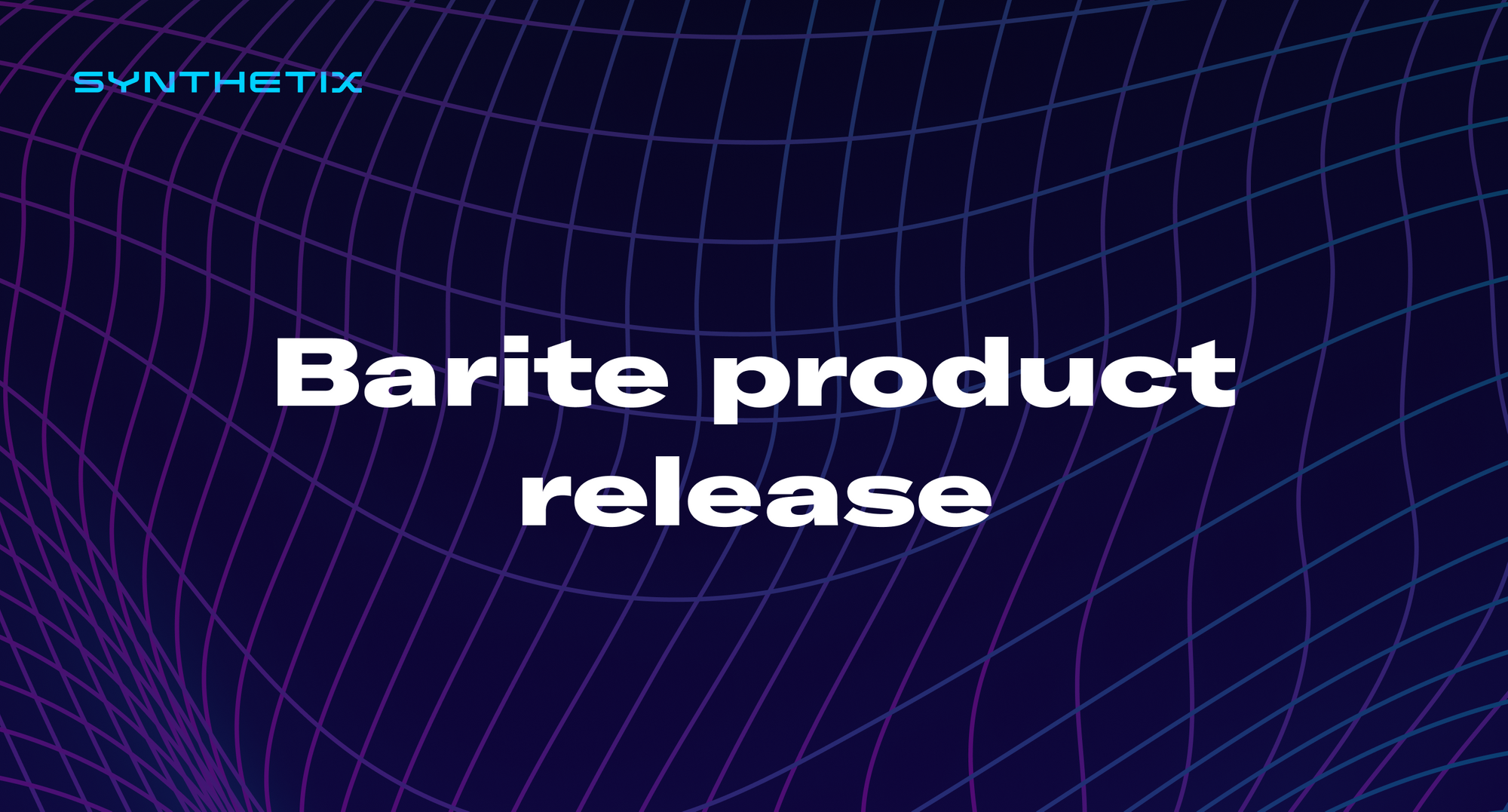 Barite product release