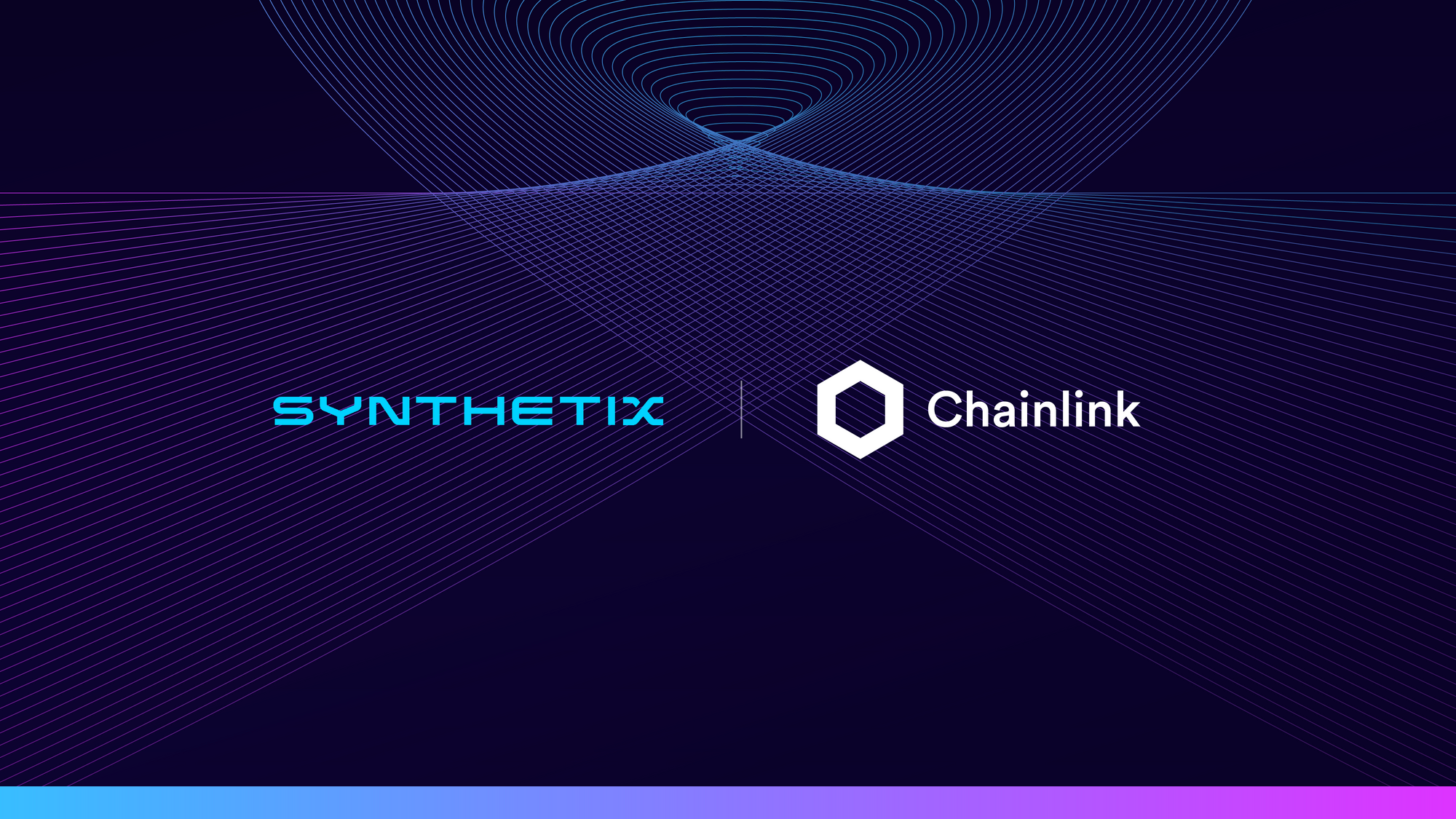 sOIL and iOIL now live on Synthetix, Powered by Chainlink
