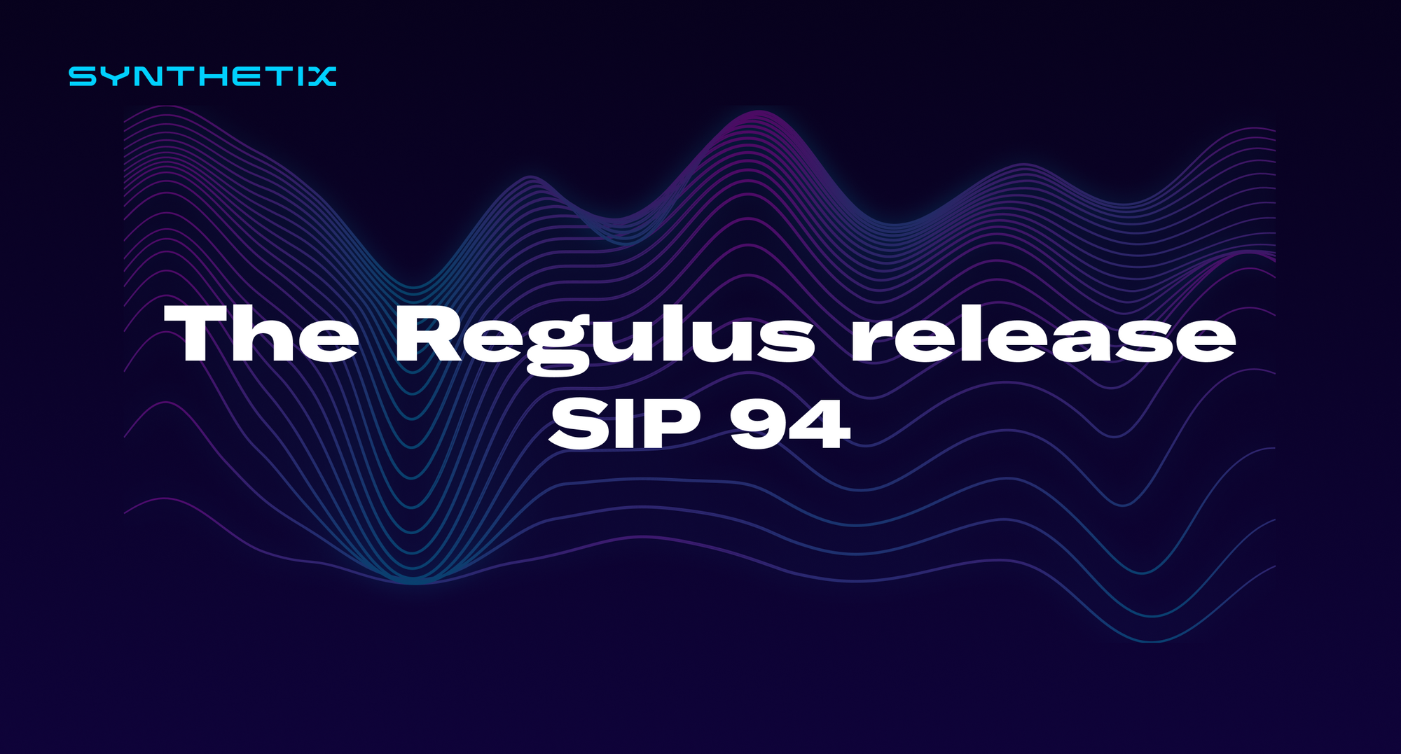 The Regulus release