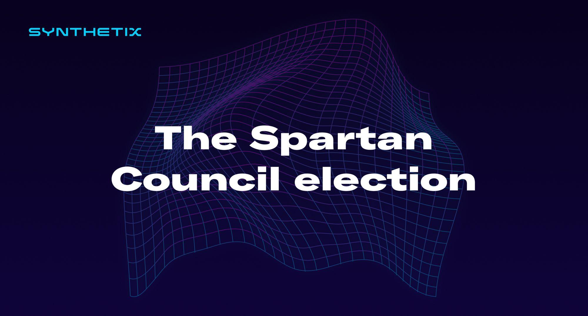 The Spartan Council election