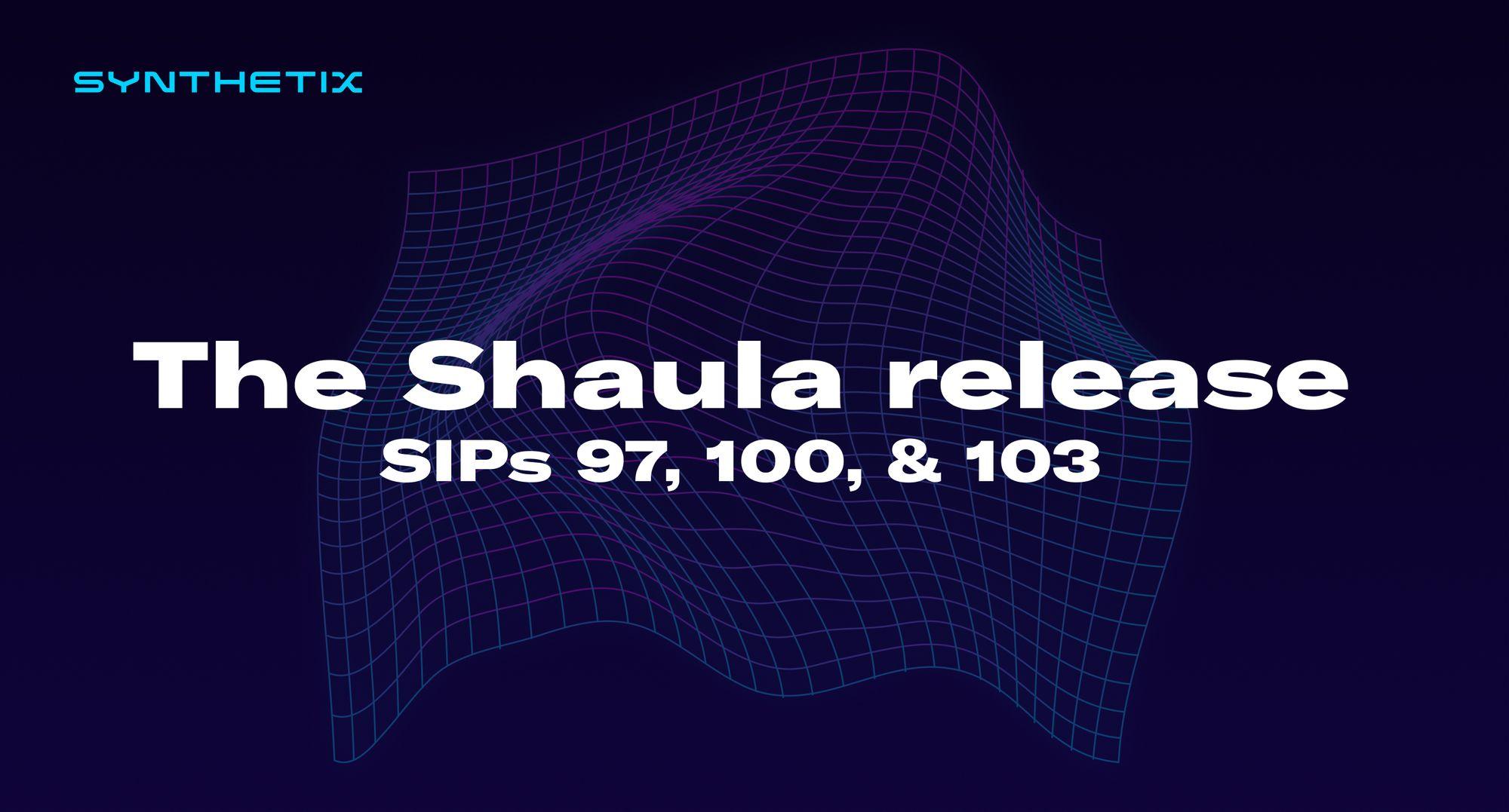 The Shaula release
