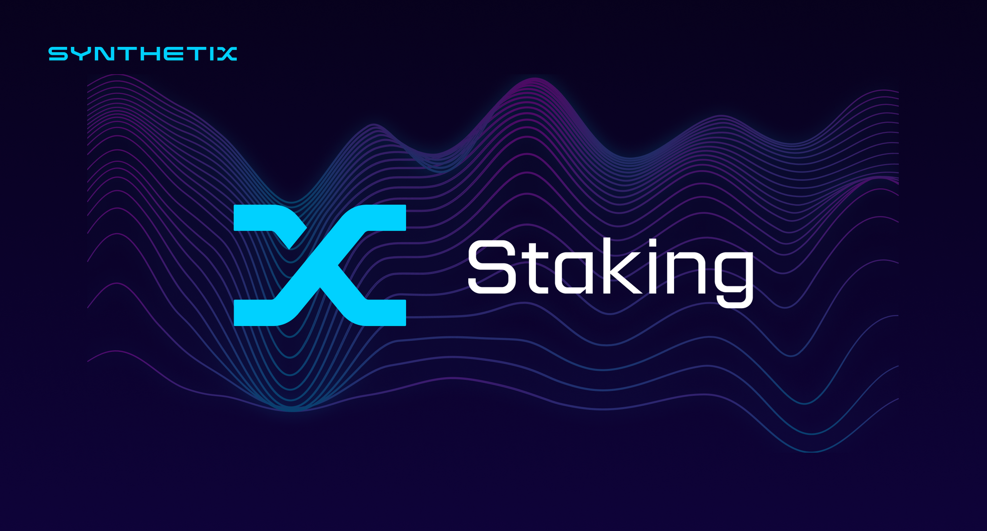 Meet the new Synthetix Staking dApp!