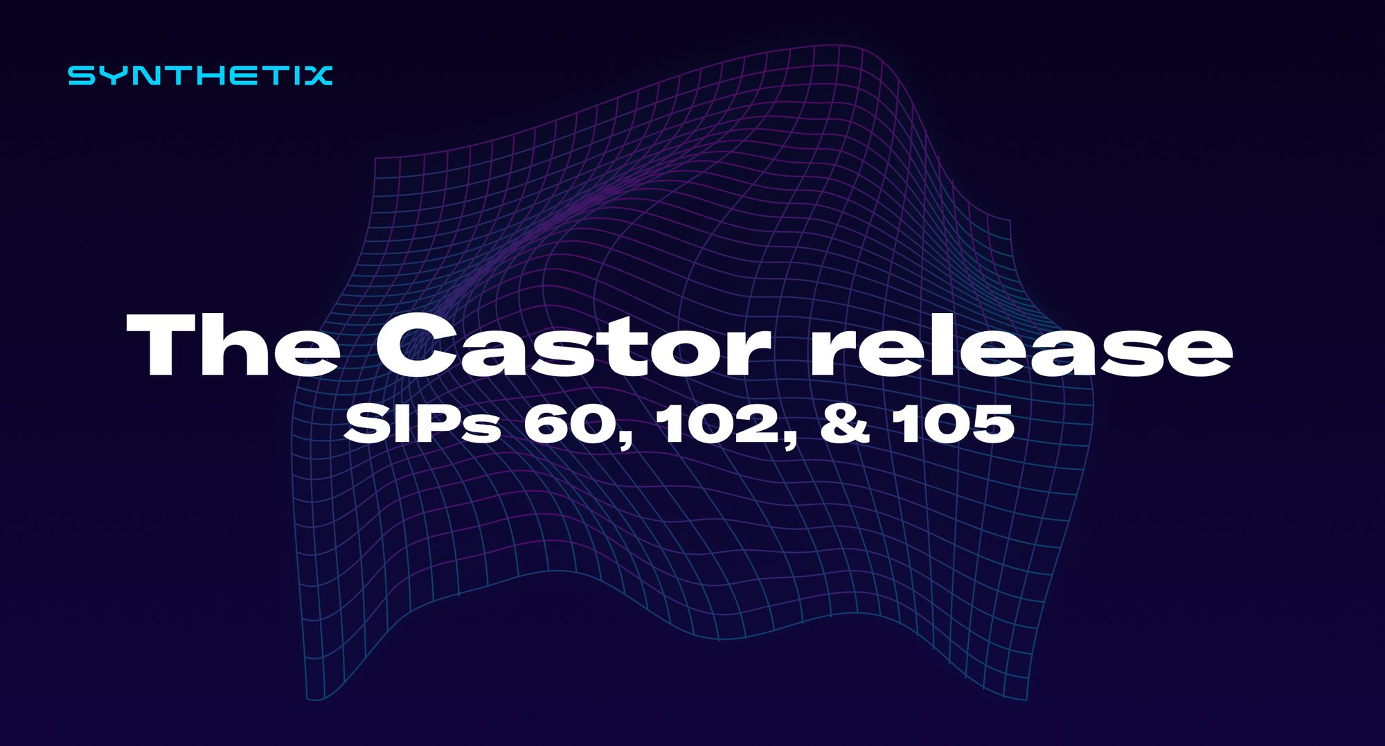 The Castor release