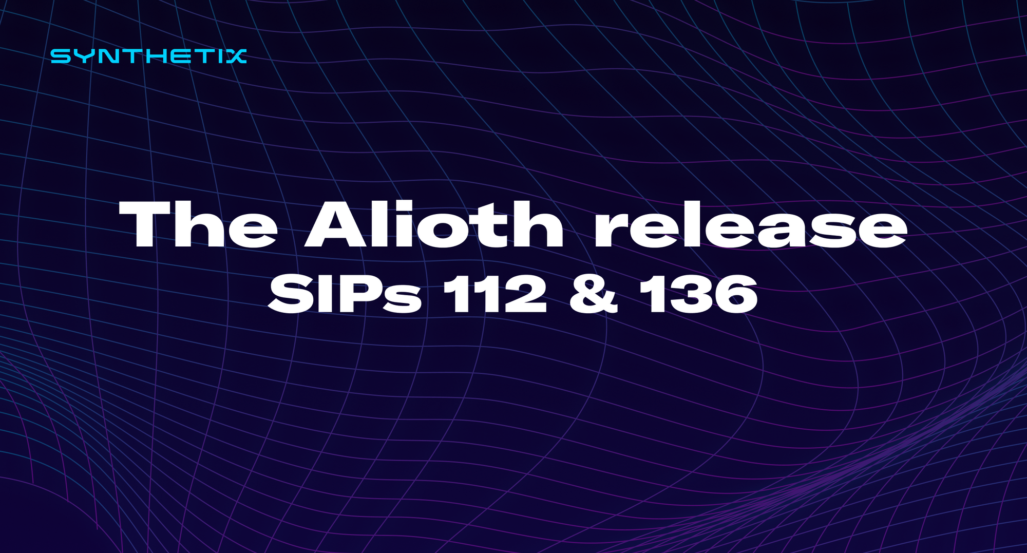 The Alioth Release
