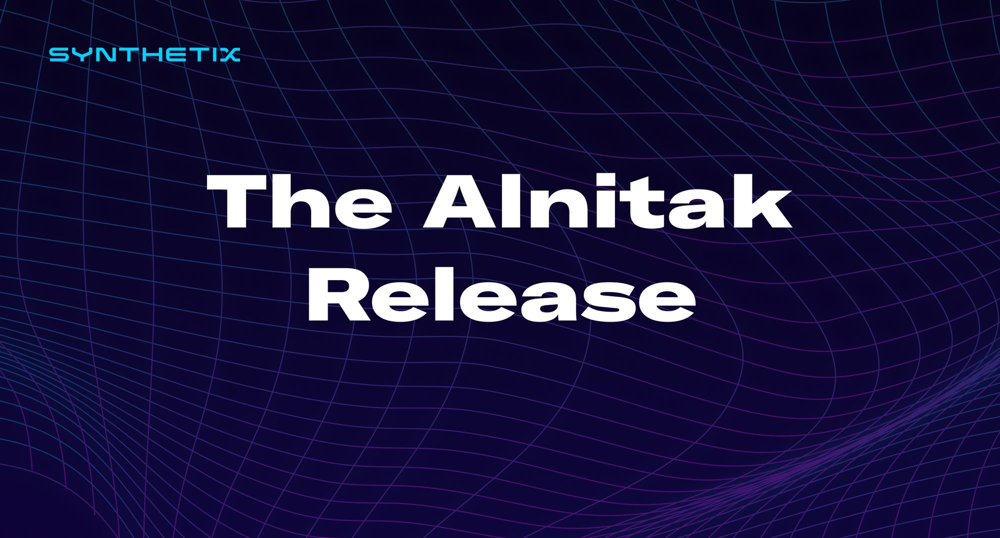 The Alnitak Release