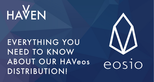 HAVeos Distribution: eligibility, snapshot dates and more!